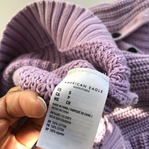 American Eagle Outfitters Sweaters - Purple American Eagle Sweater